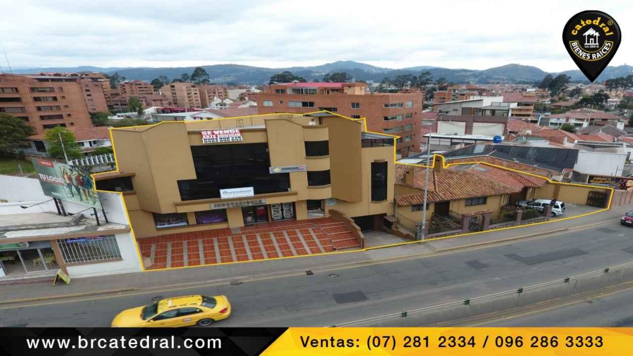 Local Comercial/Oficina/Edificio de Venta en Cuenca Ecuador sector Av de las Americas