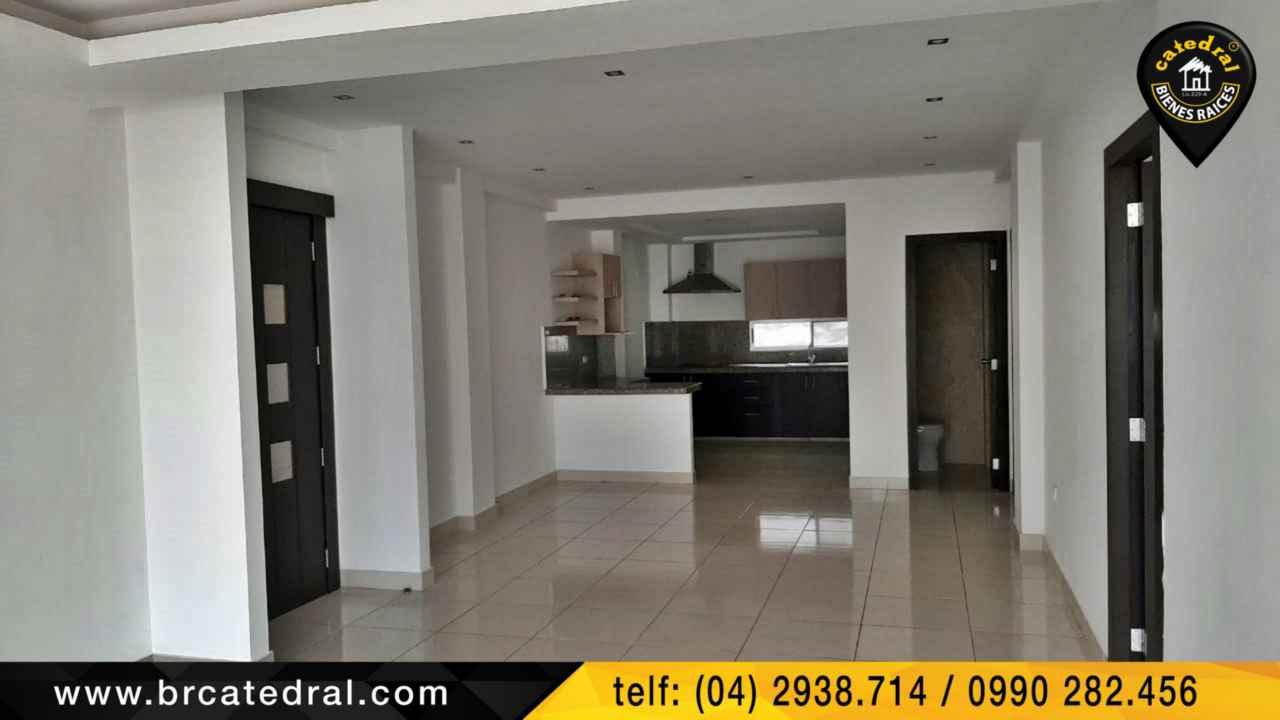 Apartment for Sale in Guayaquil Ecuador sector Urdesa - Cerca a Porton de Lomas de Urdesa