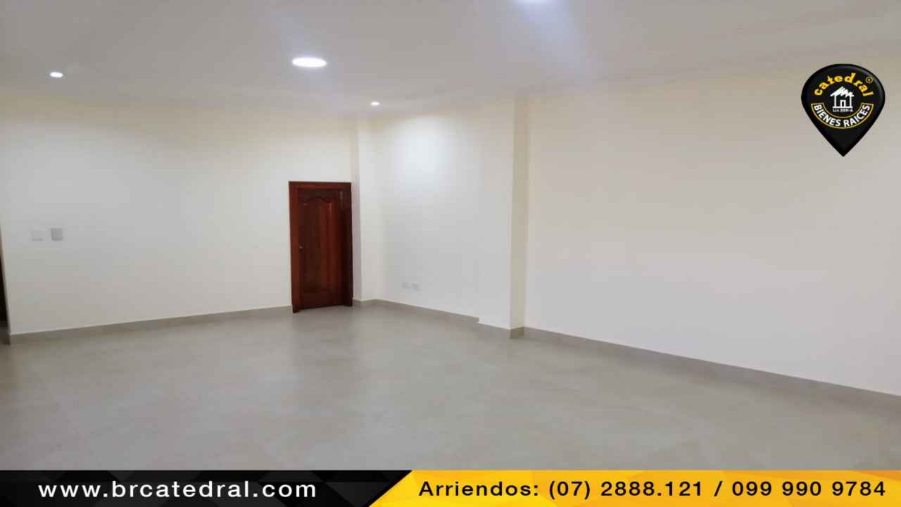 Commercial property for Rent in Cuenca Ecuador sector Av Americas - SuperStock