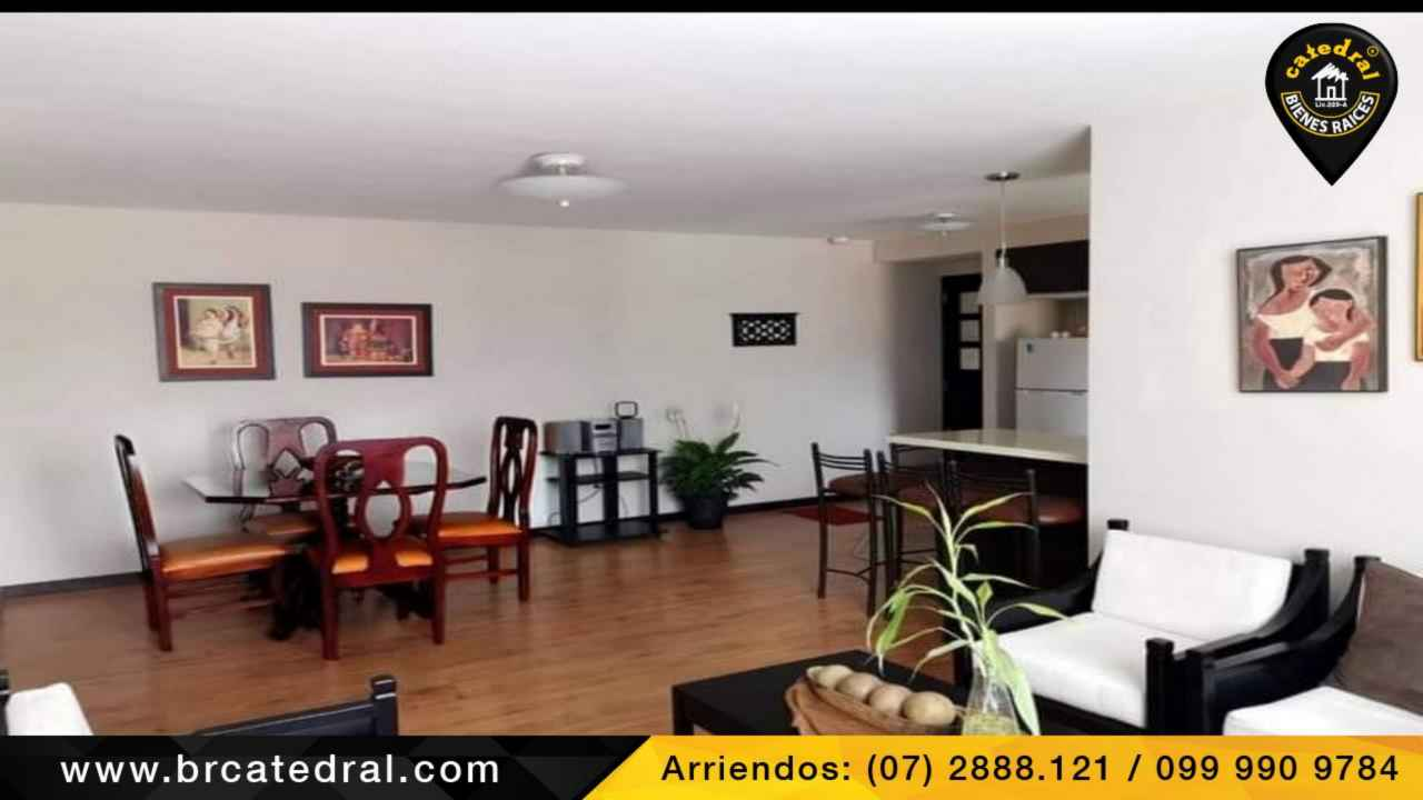 Apartment for Rent in Cuenca Ecuador sector Av. las Americas Diario el Mercurio