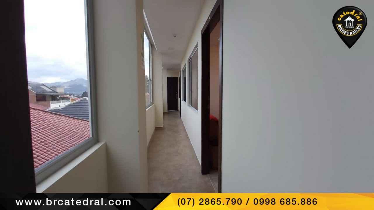 Apartment for Sale in Cuenca Ecuador sector Pencas
