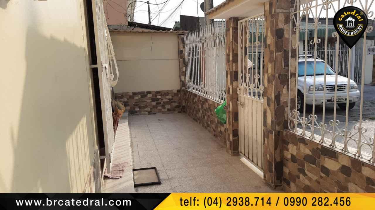 Villa Casa de Venta en Cuenca Ecuador sector Alborada - Sexta Etapa