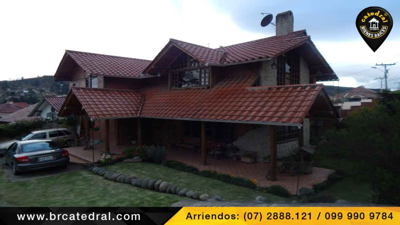 House for Rent in Cuenca Ecuador sector s/d