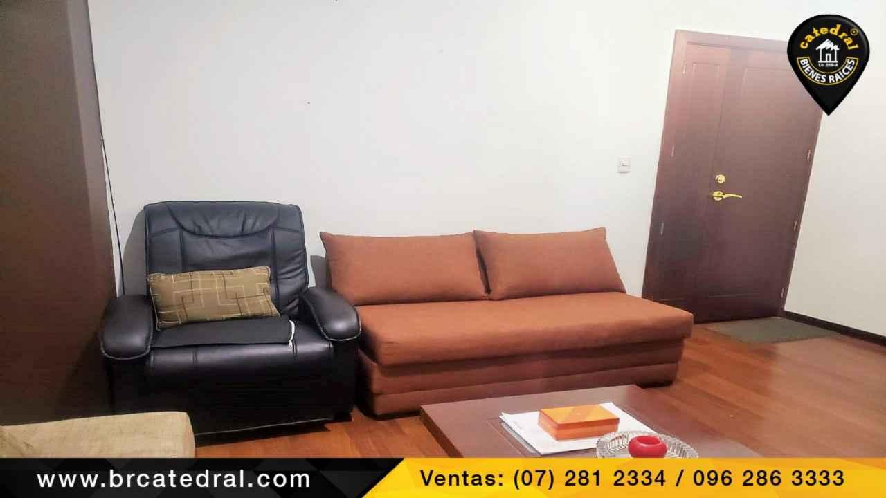 Apartment for Sale in Cuenca Ecuador sector Ordoñez Lasso