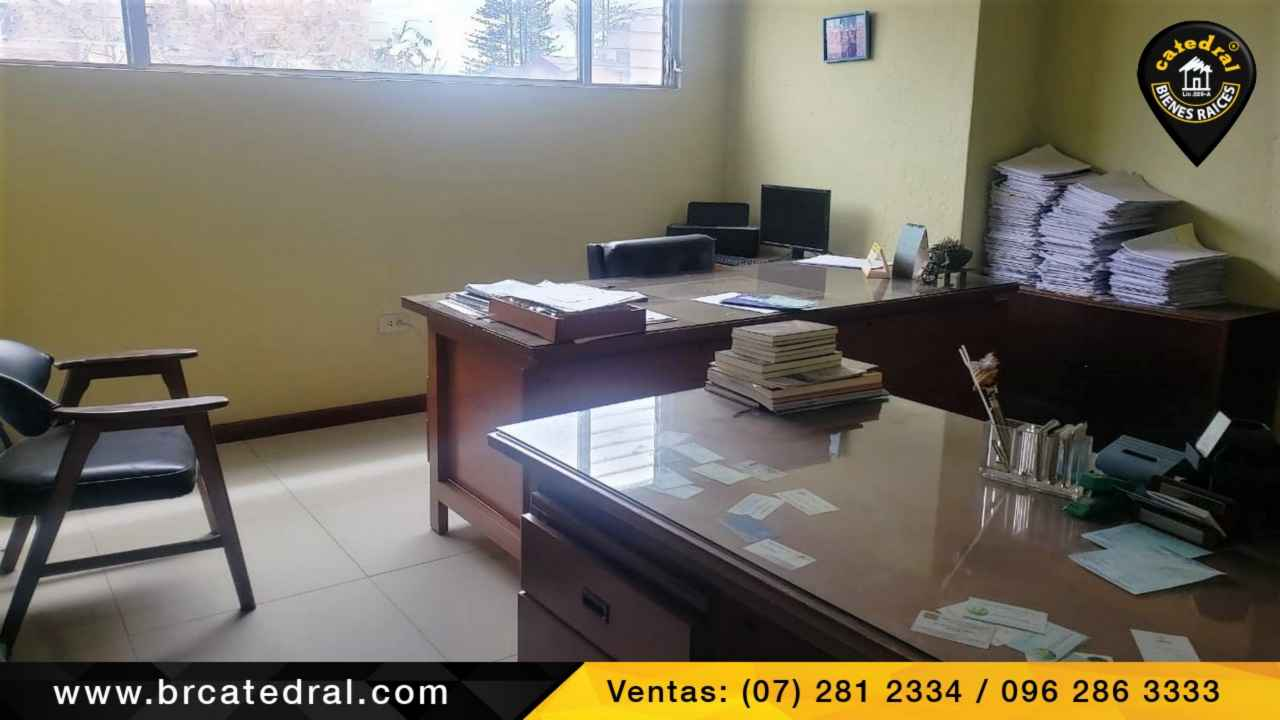 Commercial property for Sale in Cuenca Ecuador sector Centro Historico