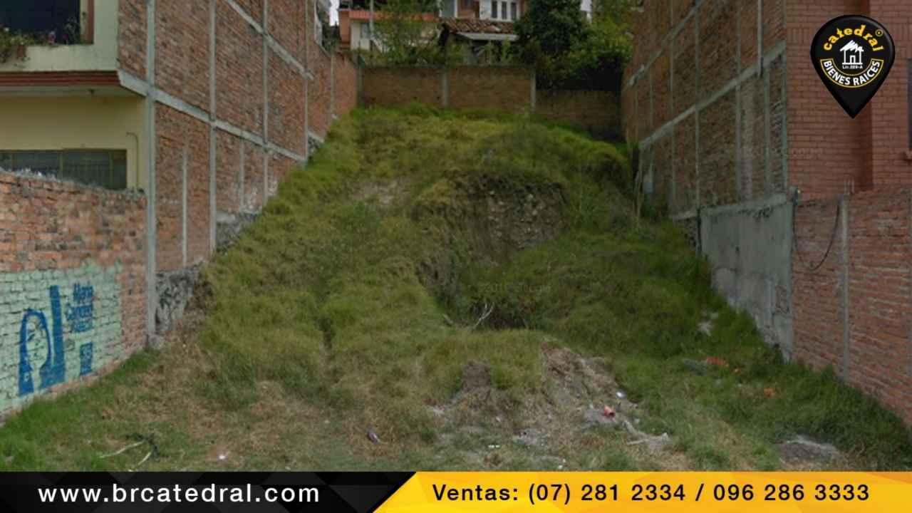 Land for Sale in Cuenca Ecuador sector Av. De las Américas