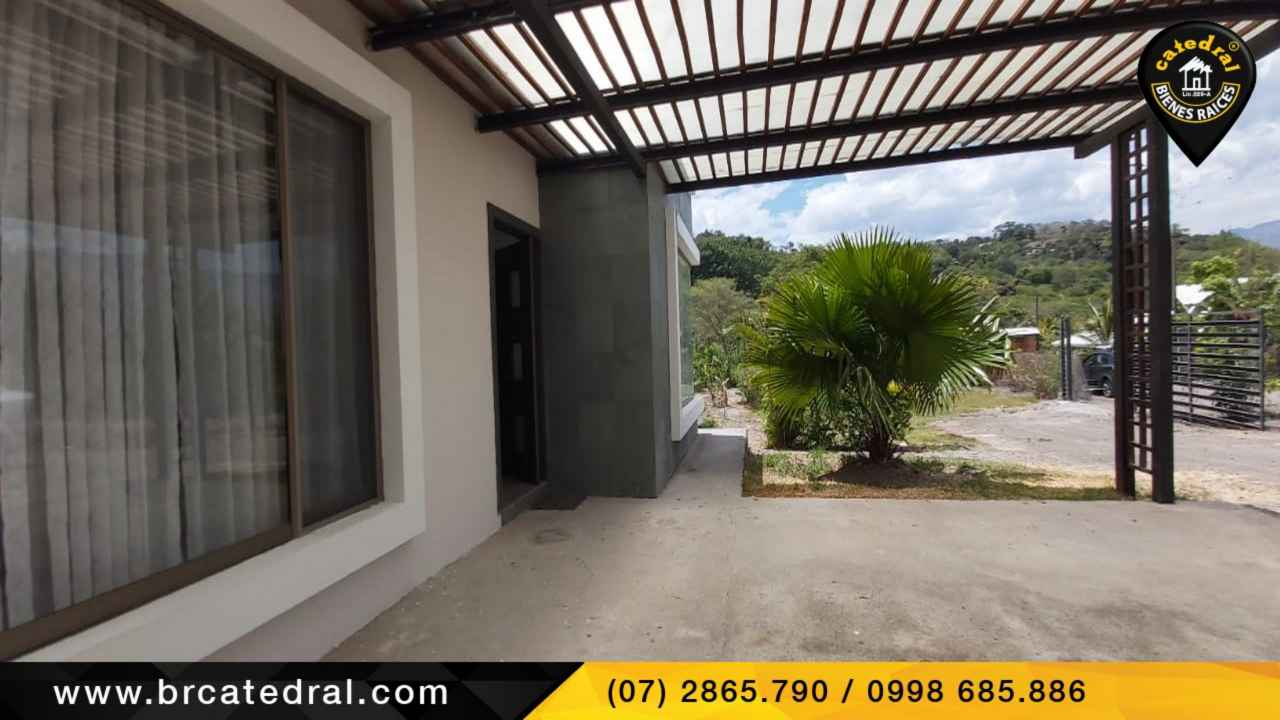 Quinta Hacienda de Venta en Cuenca Ecuador sector Malapamba-Yunguilla