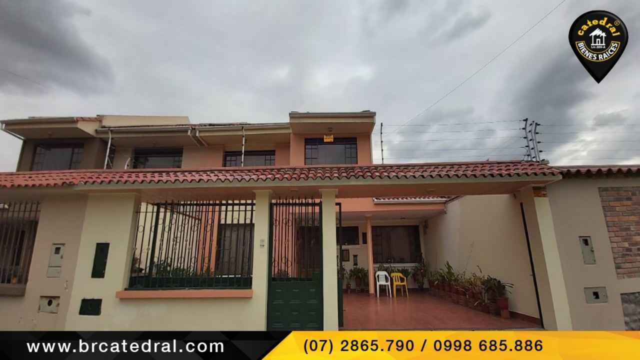 Villa Casa de Venta en Cuenca Ecuador sector Av. Ordoñez Lasso