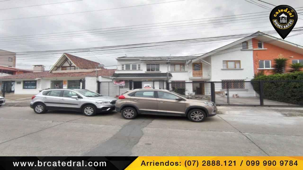 Apartment for Rent in Cuenca Ecuador sector Paucarbamba