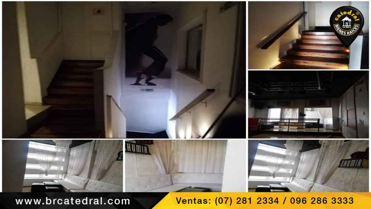 Commercial property for Sale in Cuenca Ecuador sector Universidad de Cuenca