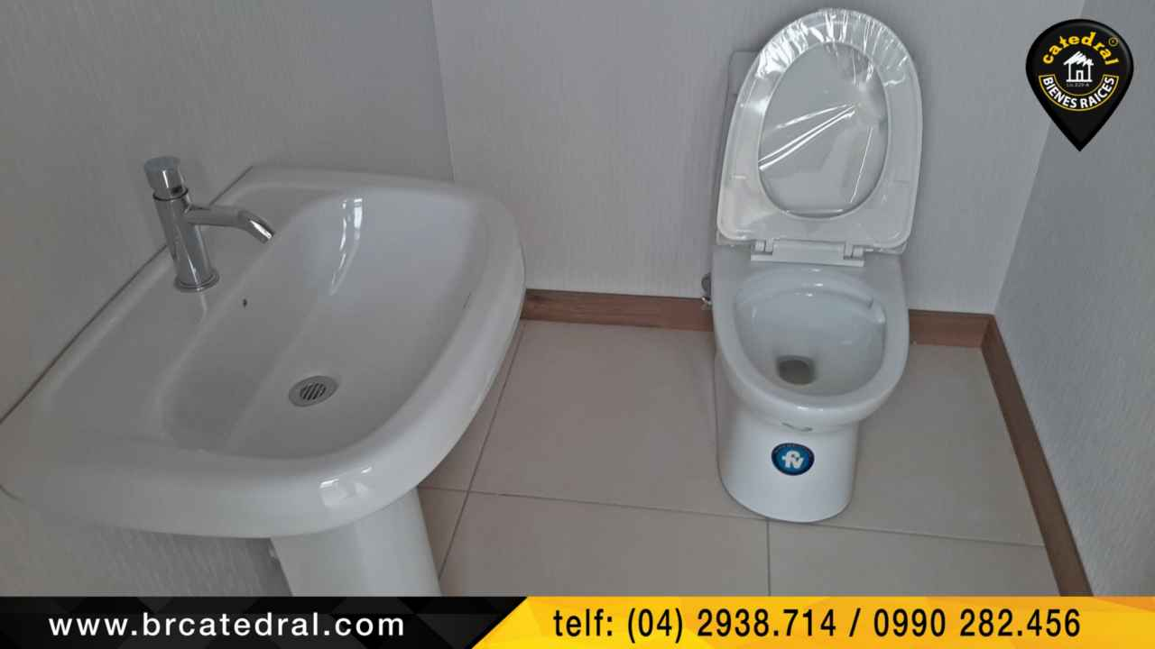 Commercial property for Rent in Guayaquil Ecuador sector S/T