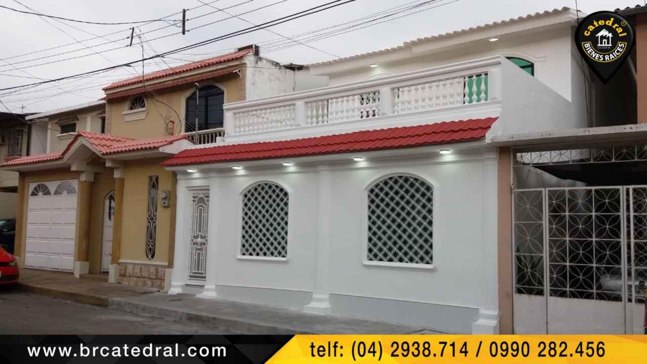 Villa Casa de Venta en Cuenca Ecuador sector Samanes 7
