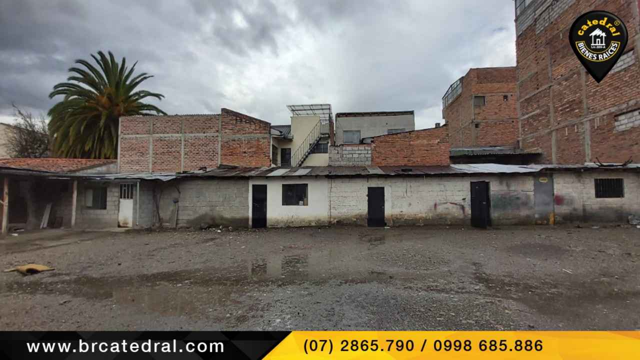 Land for Rent in Cuenca Ecuador sector Republica
