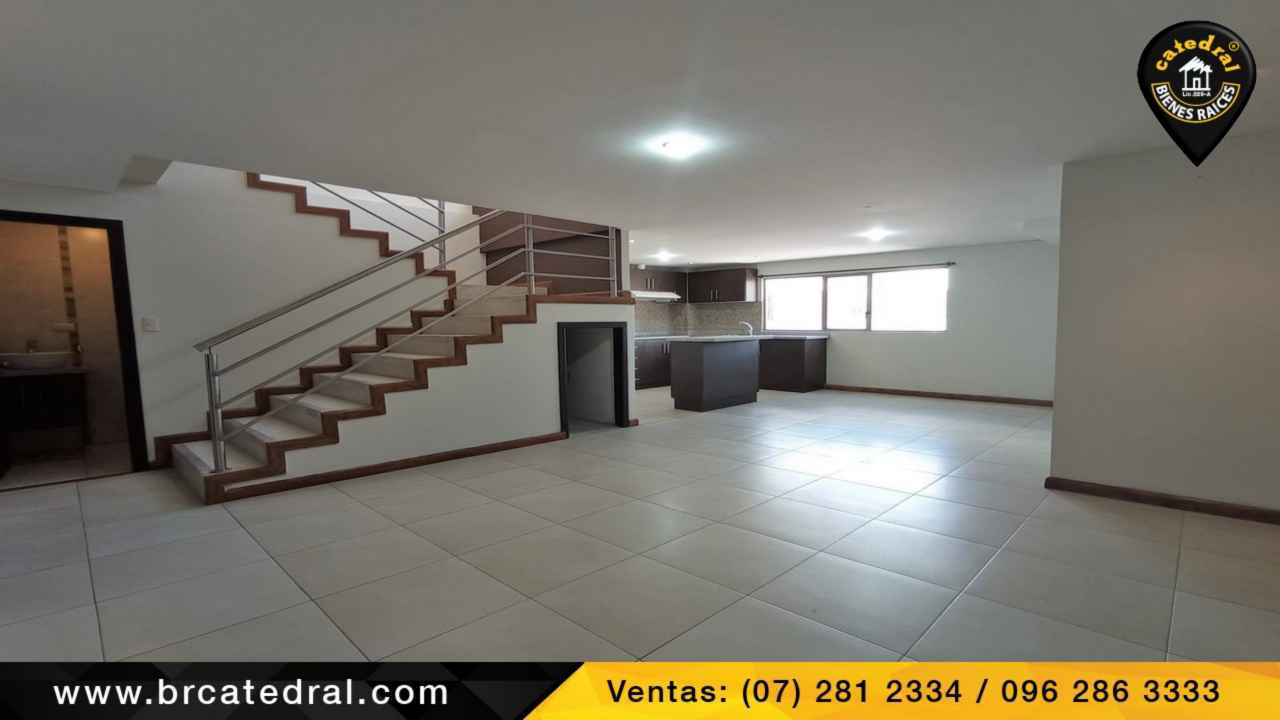Apartment for Sale in Cuenca Ecuador sector Batan - Los Totems