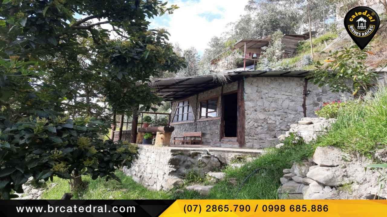 Land for Sale in Cuenca Ecuador sector Guzho el Calvario