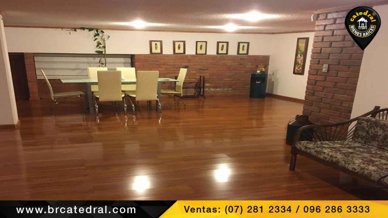 Apartment for Sale in Cuenca Ecuador sector s/d