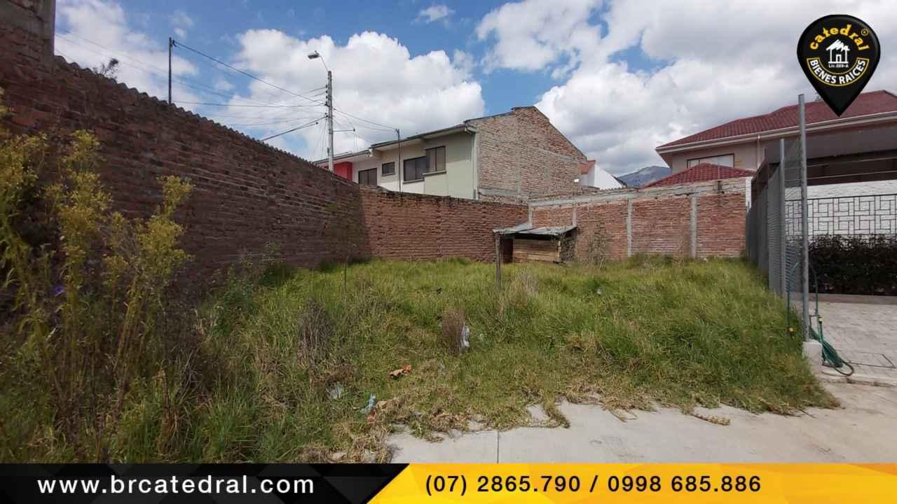 Land for Sale in Cuenca Ecuador sector Av. Las Americas - Super Stock
