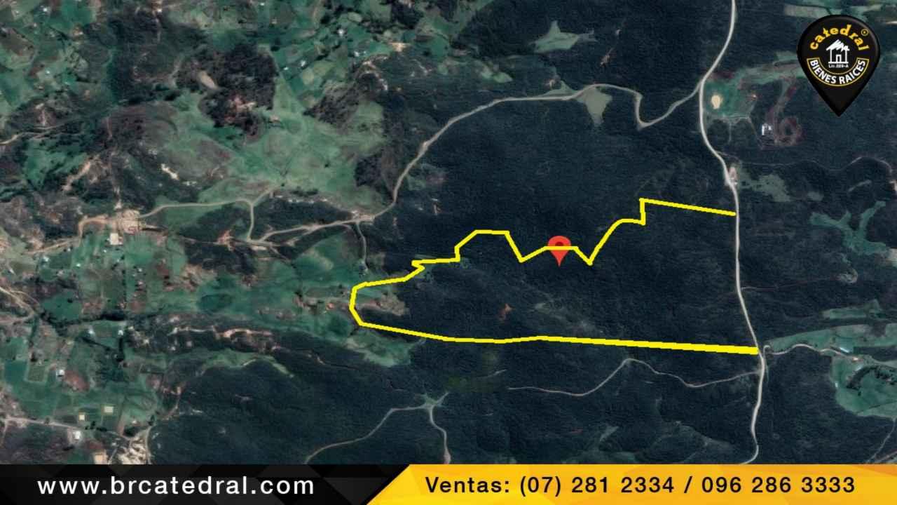 Quinta Hacienda de Venta en Cuenca Ecuador sector Quingeo