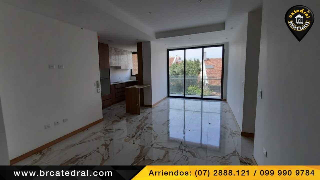 Apartment for Rent in Cuenca Ecuador sector Puertas del Sol