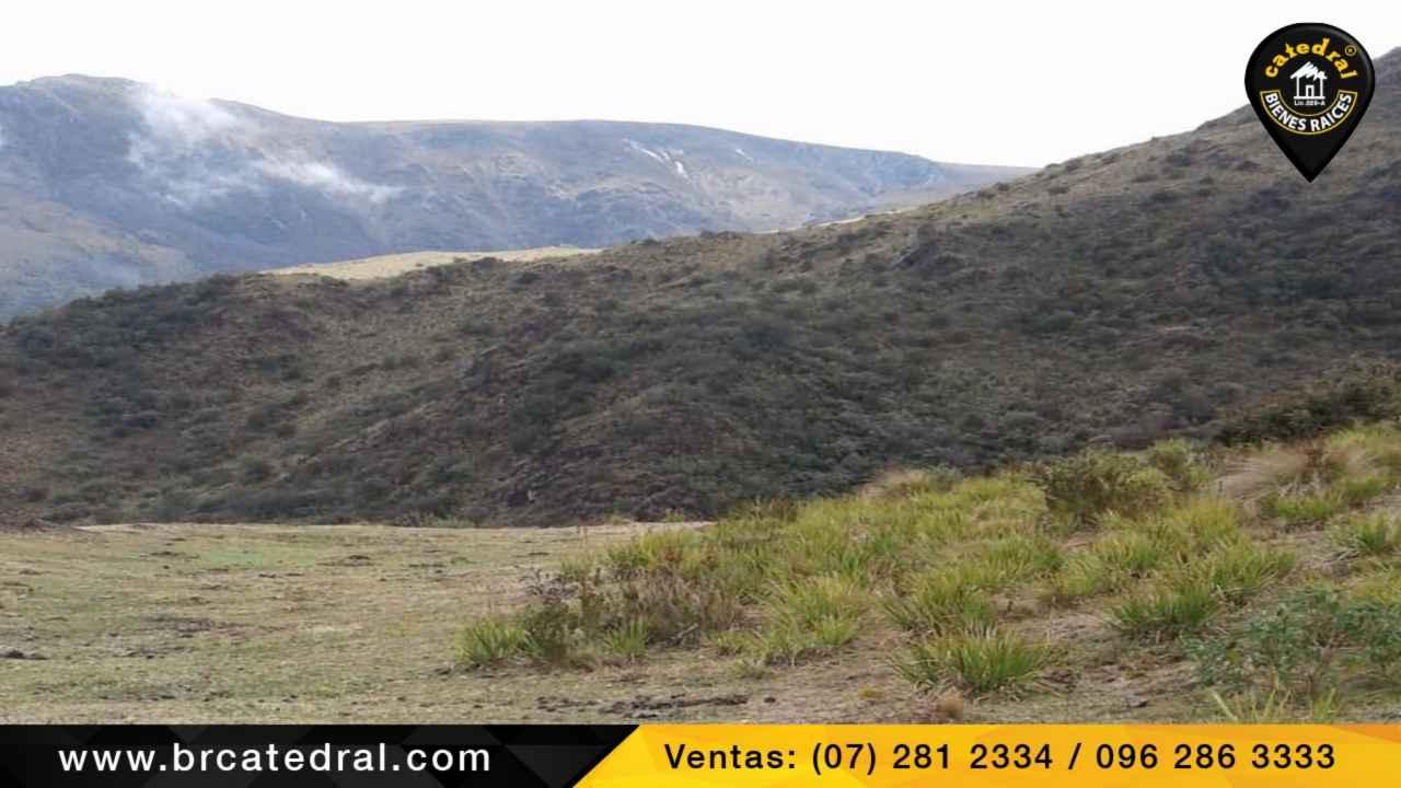 Land for Sale in Cuenca Ecuador sector Trinidad Molleturo