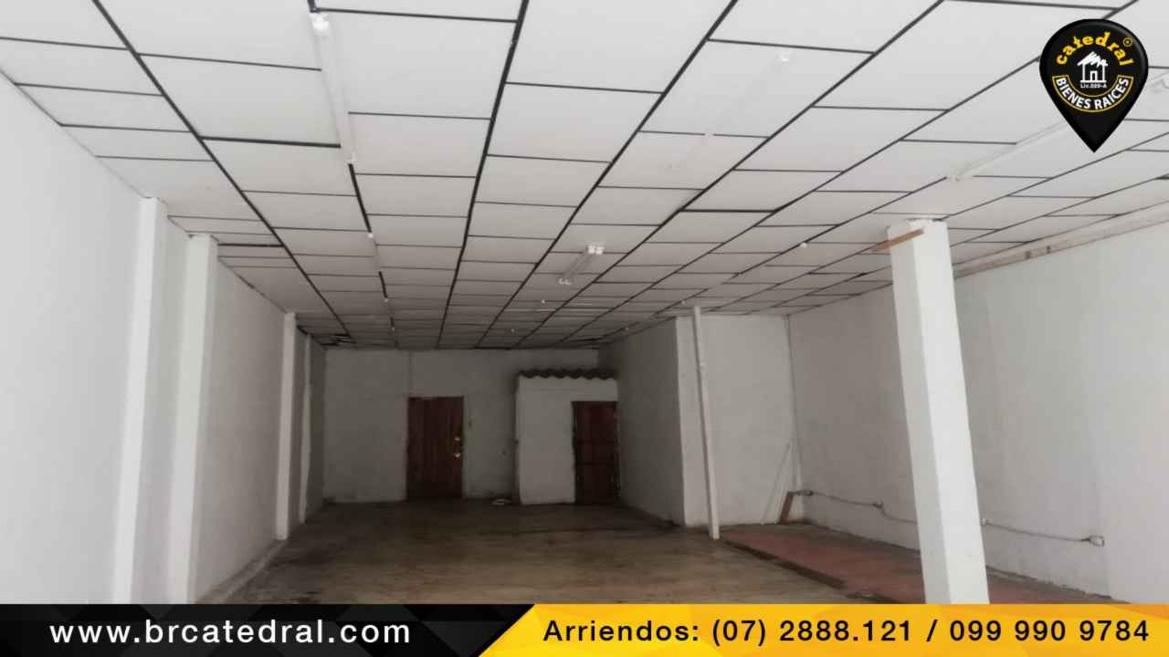 Commercial property for Rent in Pasaje Ecuador sector S/T