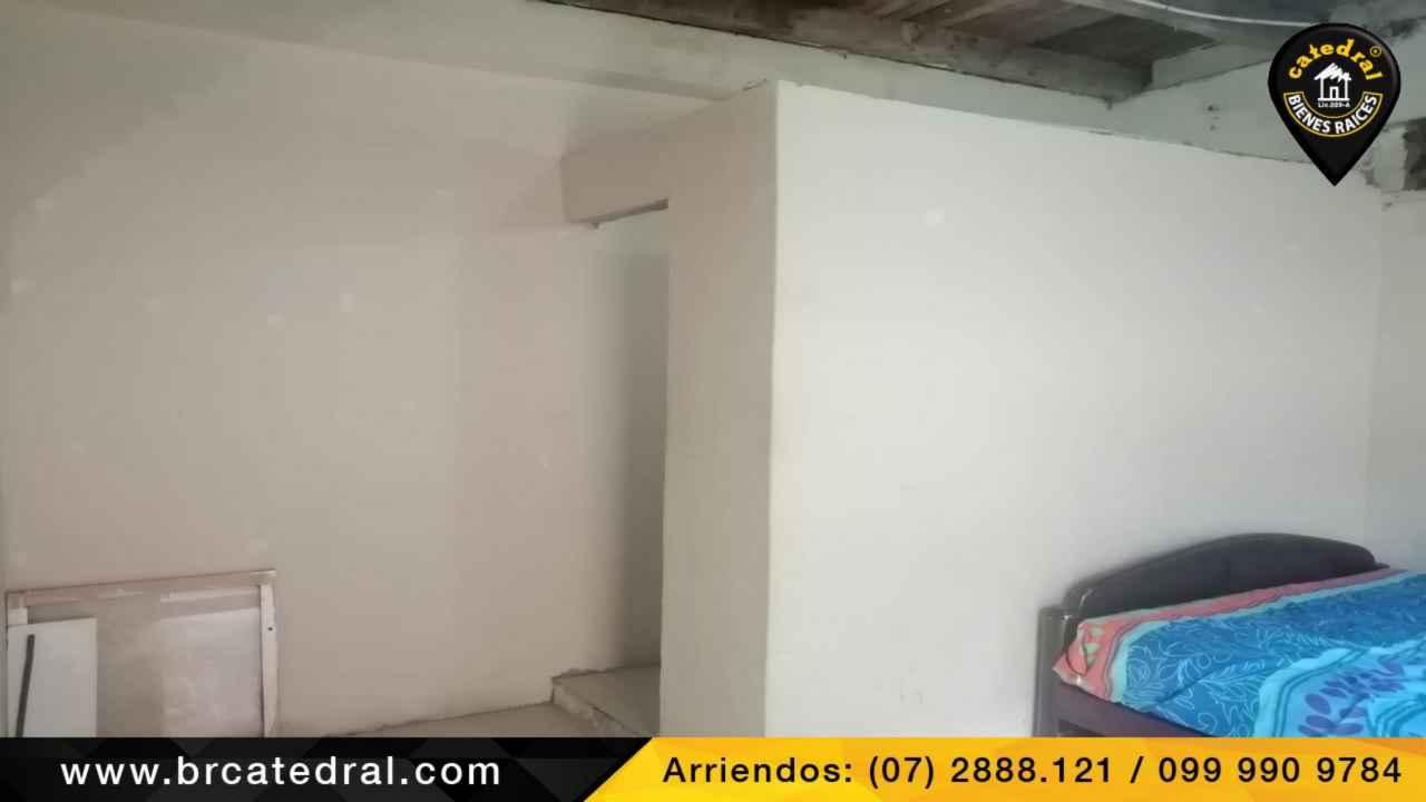 Apartment for Rent in Pasaje Ecuador sector Parque Central