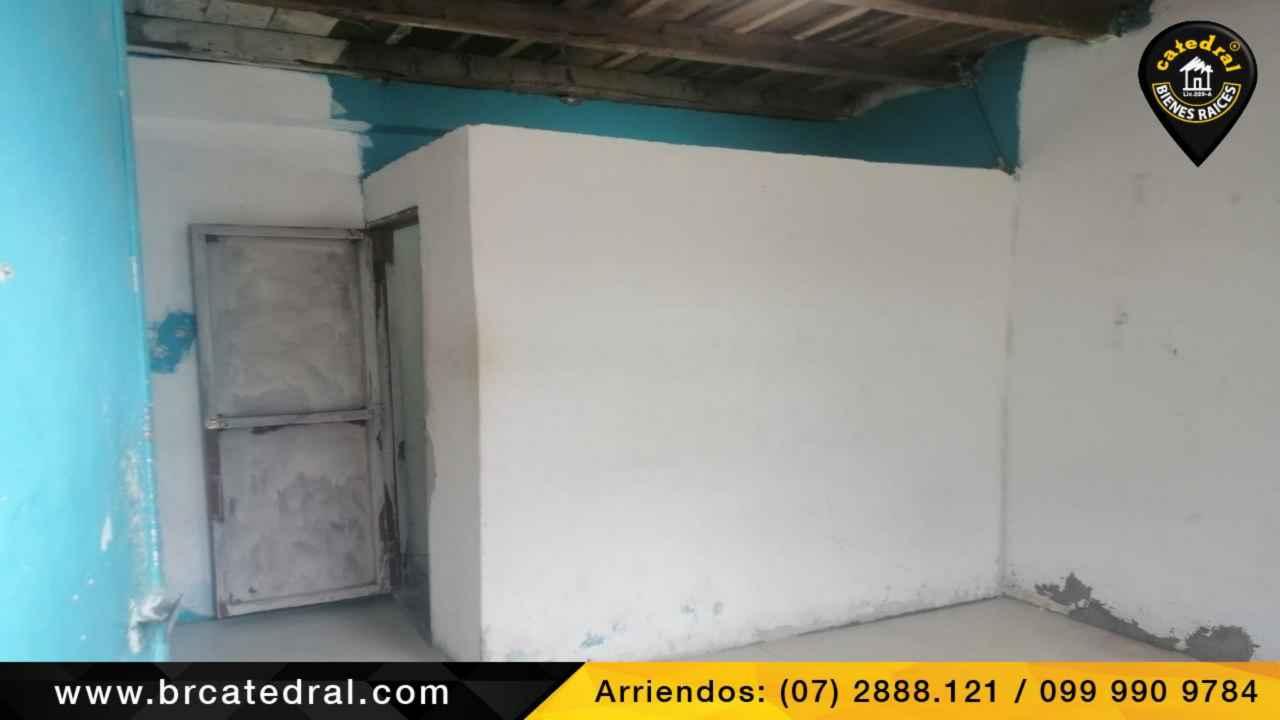 Apartment for Rent in Pasaje Ecuador sector S/T