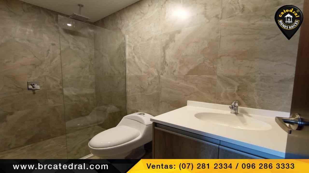 Apartment for Sale in Cuenca Ecuador sector s/d