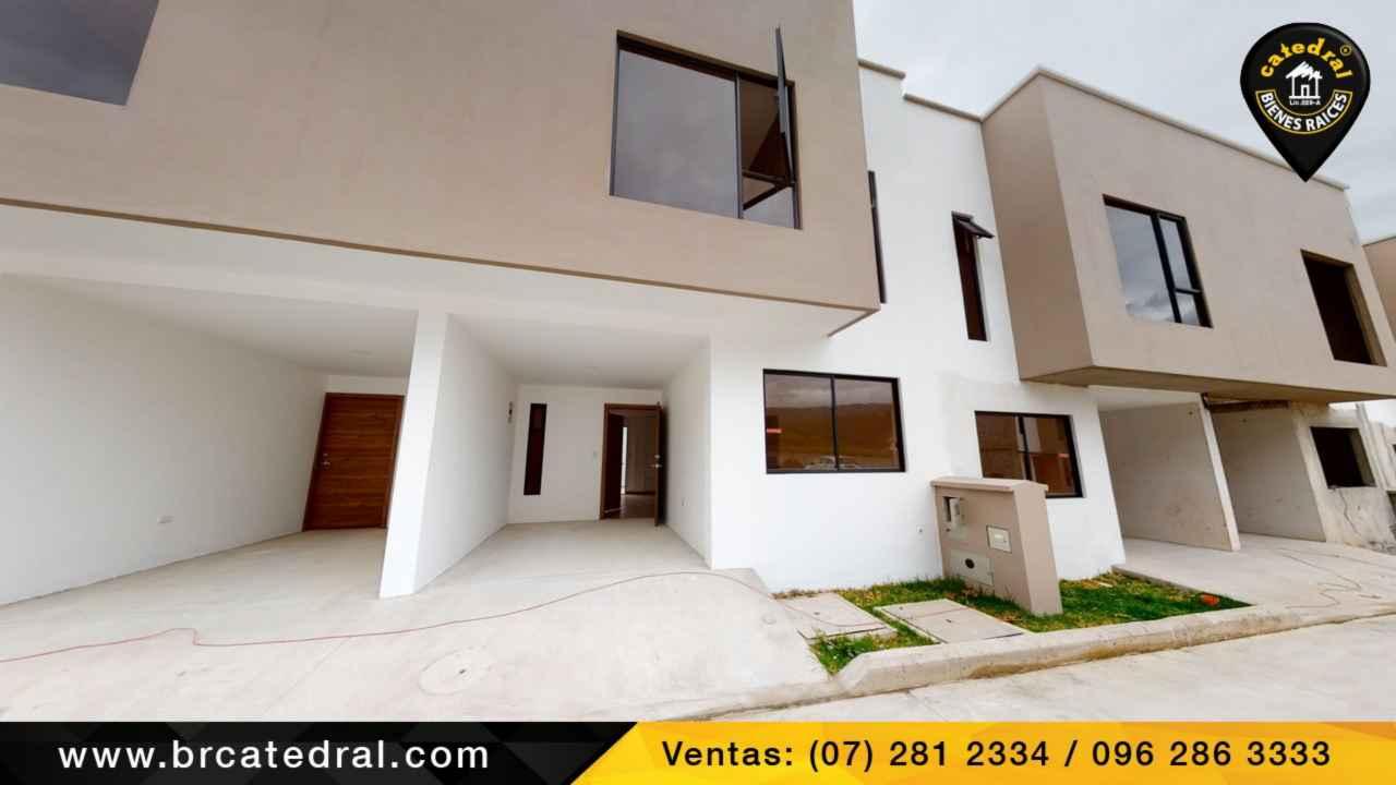 House for Sale in Cuenca Ecuador sector Ochoa Leon