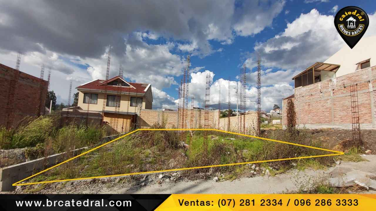Land for Sale in Cuenca Ecuador sector s/d