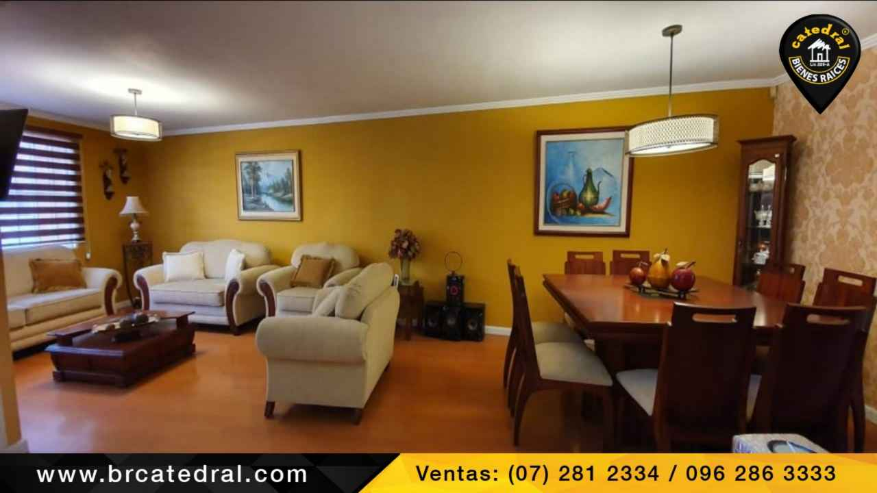 Apartment for Sale in Cuenca Ecuador sector S/T