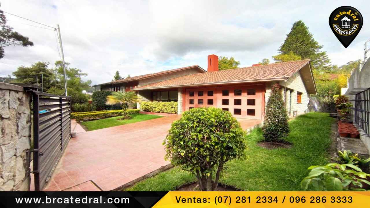 Villa Casa de Venta en Cuenca Ecuador sector Challuabamba