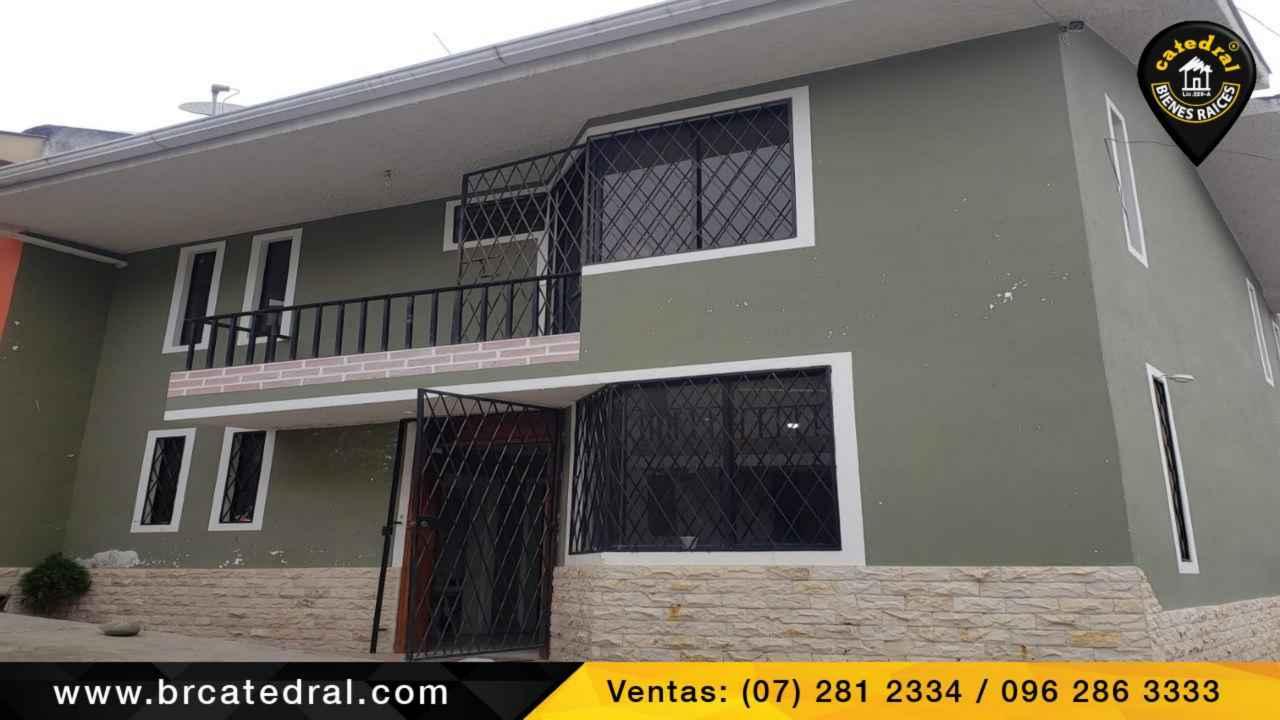 House for Sale in Cuenca Ecuador sector Miraflores