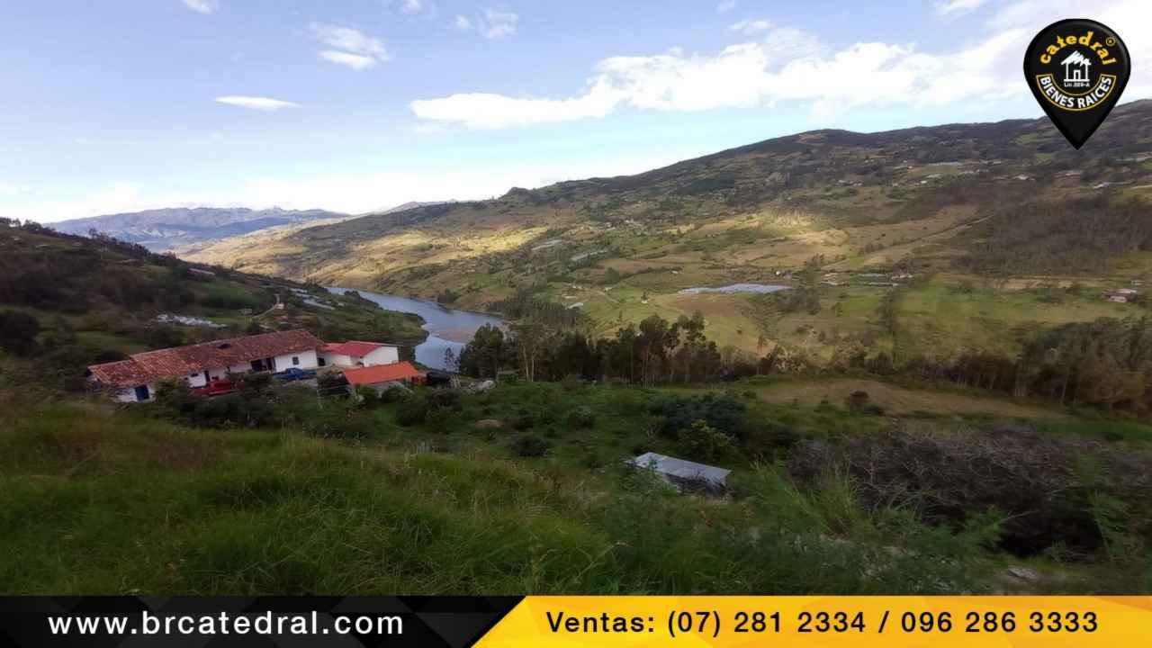 Quinta Hacienda de Venta en Cuenca Ecuador sector Paute - Dugdug
