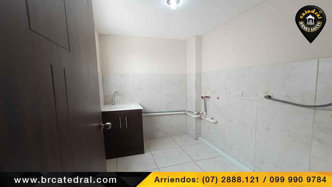 Apartment for Rent in Cuenca Ecuador sector s/d