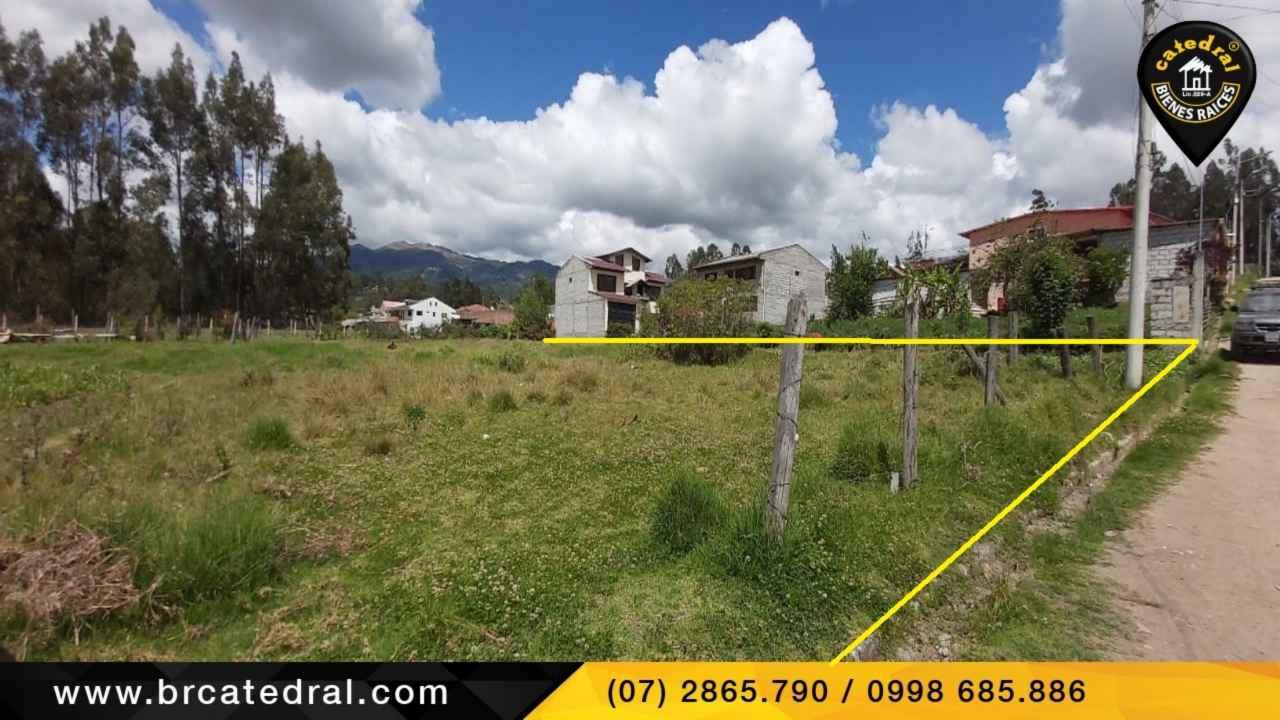 Sitio Solar Terreno de Venta en Cuenca Ecuador sector Mayancela