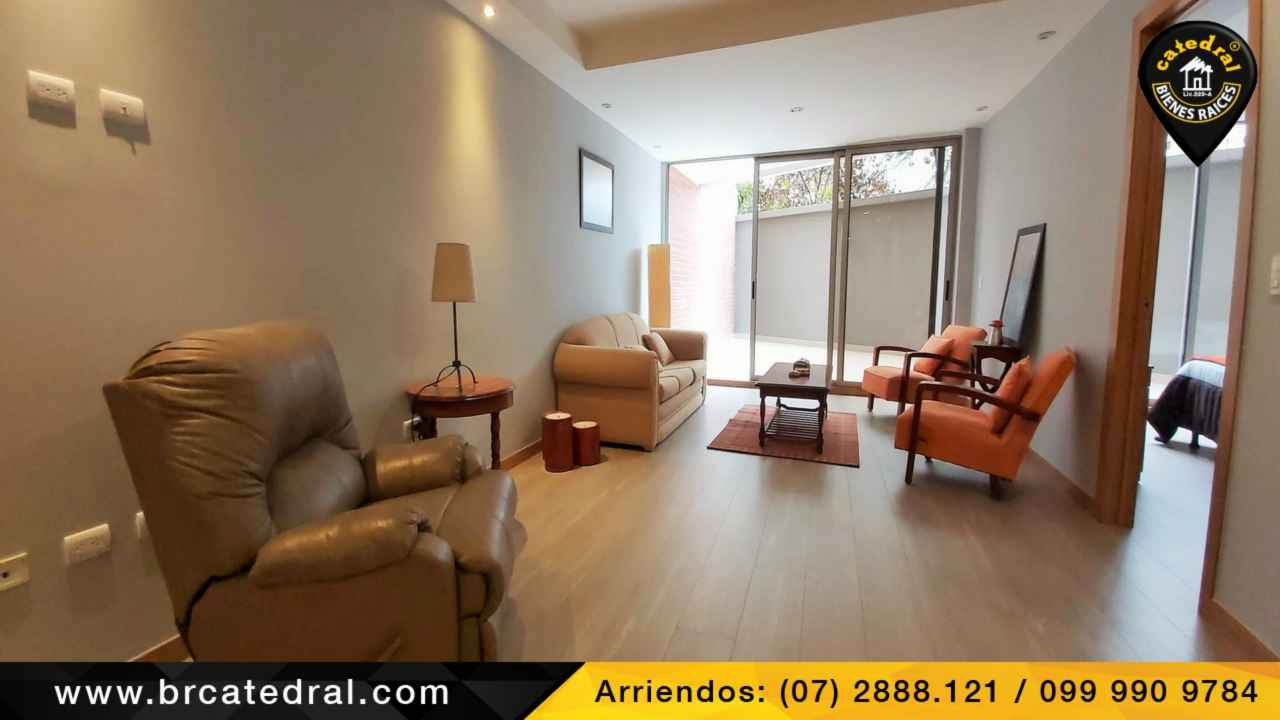 Apartment for Rent in Cuenca Ecuador sector s/d