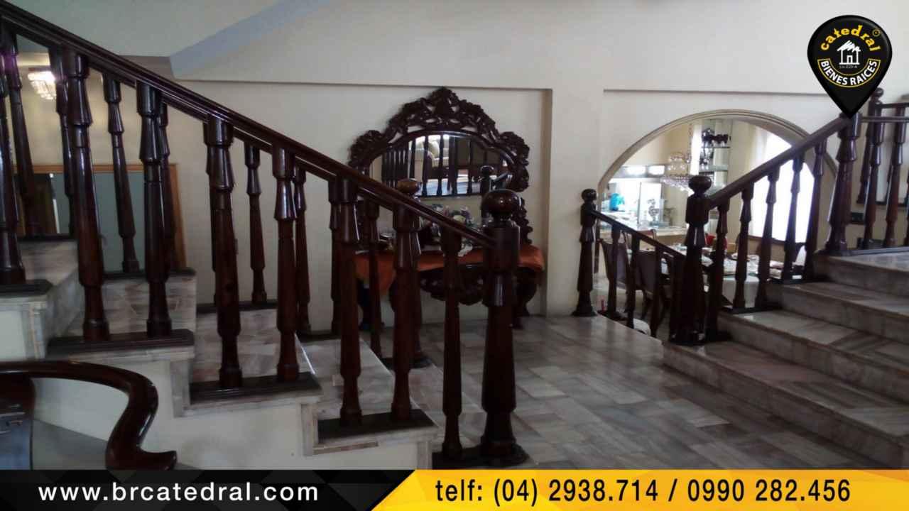 Villa Casa de Venta en Cuenca Ecuador sector Garzota