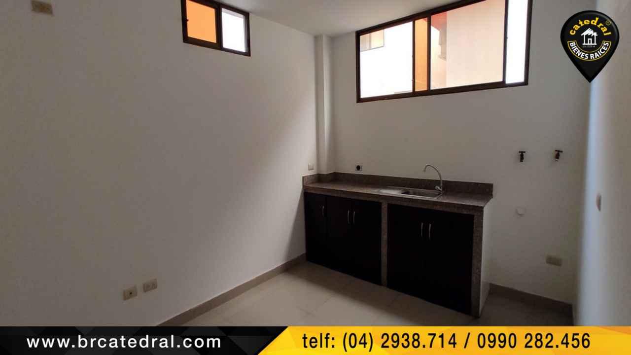 Apartment for Rent in Guayaquil Ecuador sector Garzota 1
