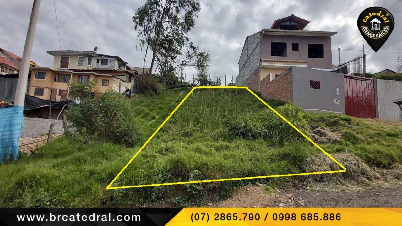 Sitio Solar Terreno de Venta en Cuenca Ecuador sector Totoracocha