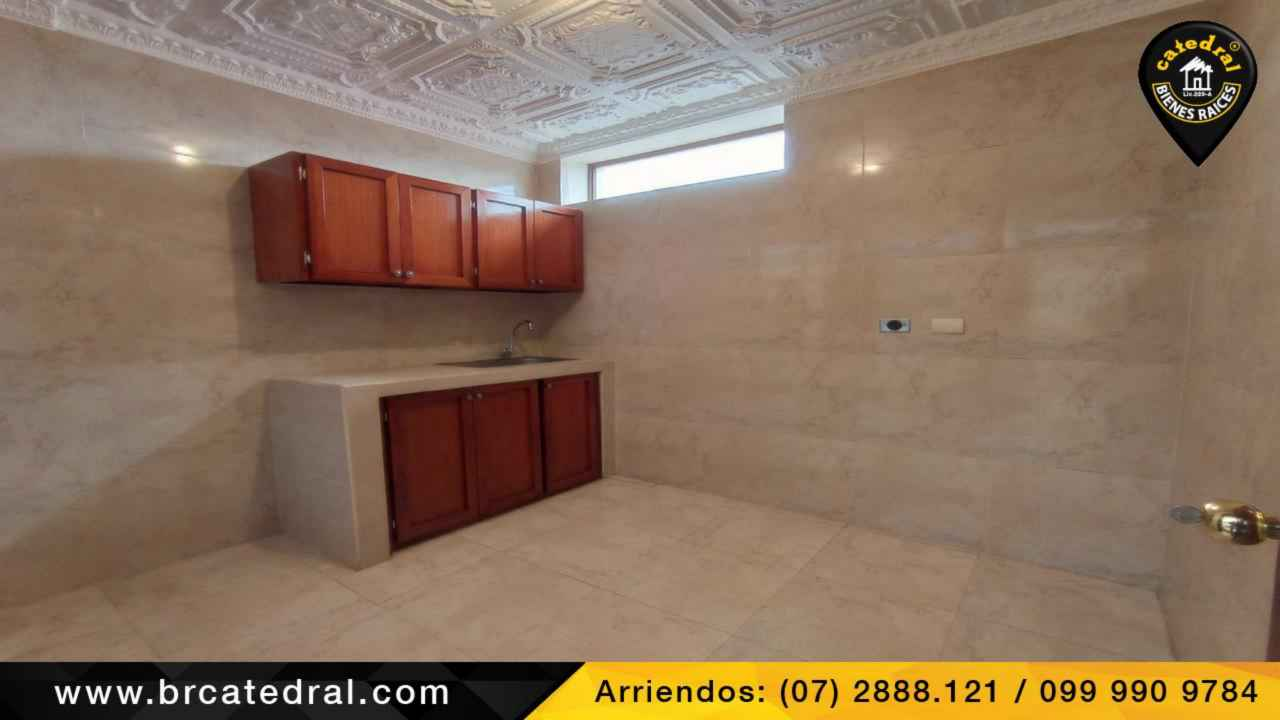 Apartment for Rent in Cuenca Ecuador sector Parque Calderón - Centro