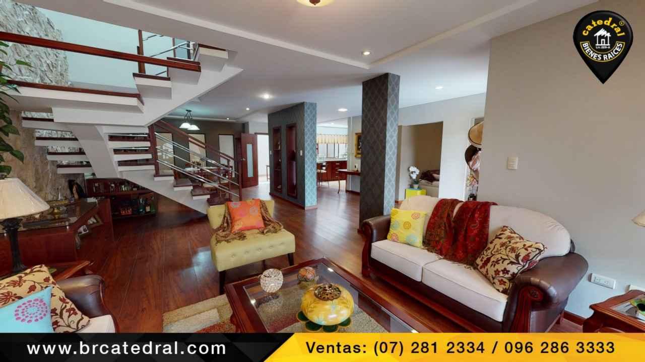 Villa Casa de Venta en Cuenca Ecuador sector Misicata