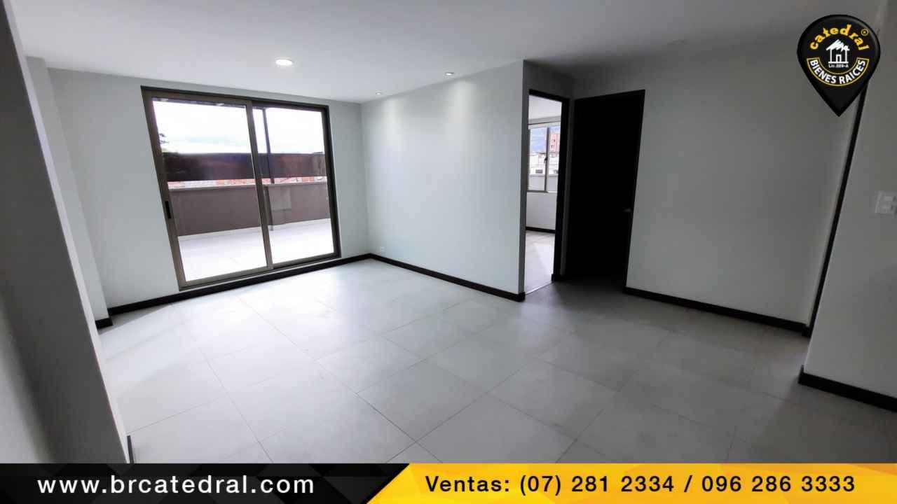 Apartment for Sale in Cuenca Ecuador sector El Batan