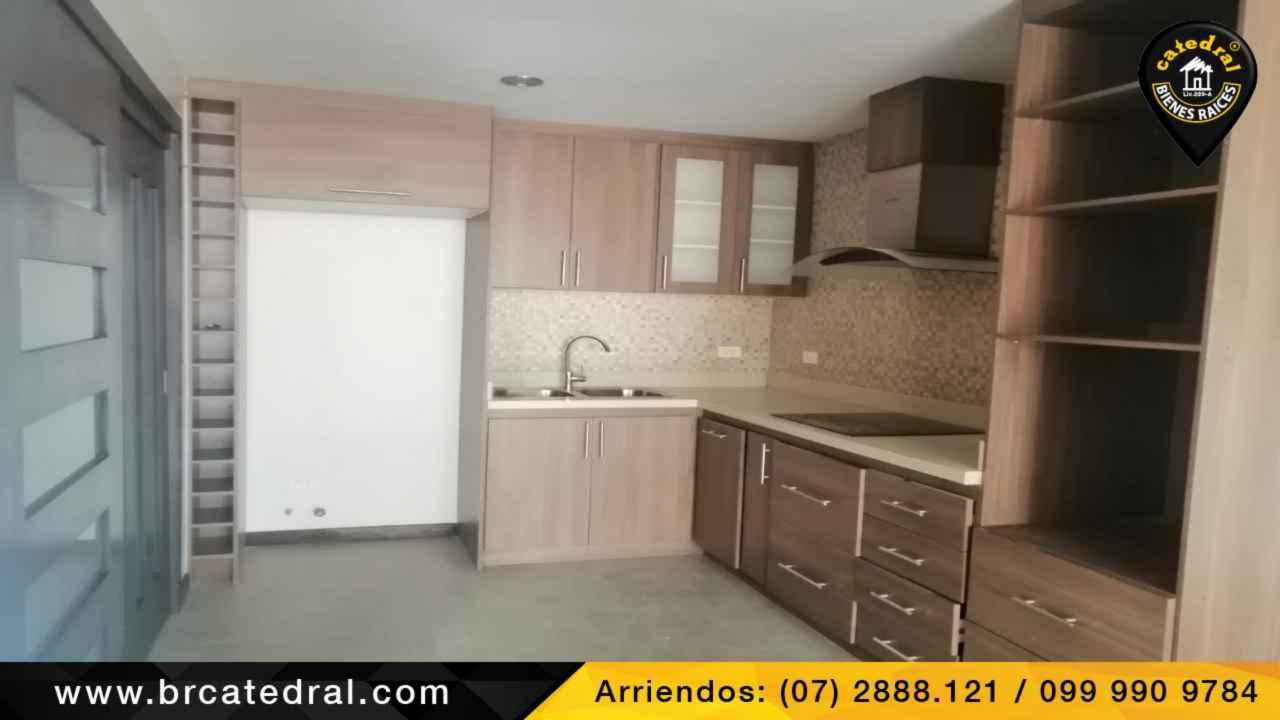 Apartment for Rent in Cuenca Ecuador sector Av. 10 de Agosto
