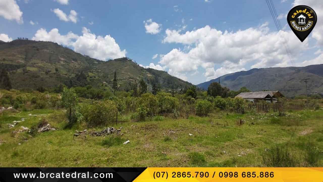 Land for Sale in Cuenca Ecuador sector Gualaceo - Carmen de Bullcay