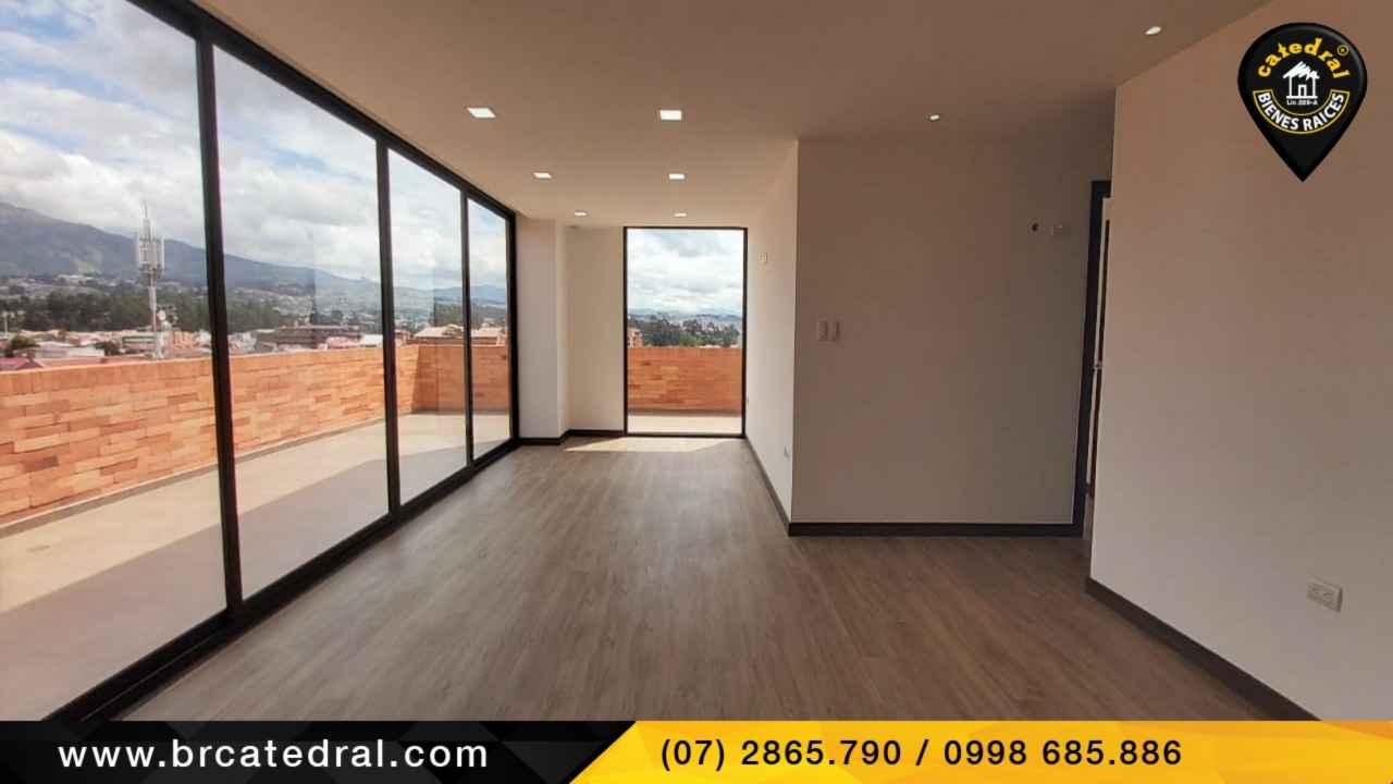 Apartment for Sale in Cuenca Ecuador sector Av. 12 de Octubre