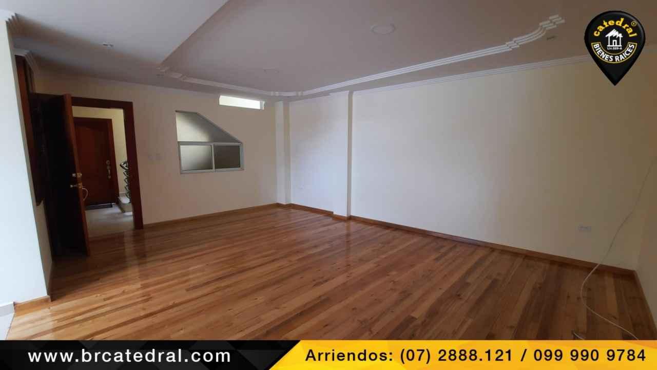 Apartment for Rent in Cuenca Ecuador sector Súper Stock