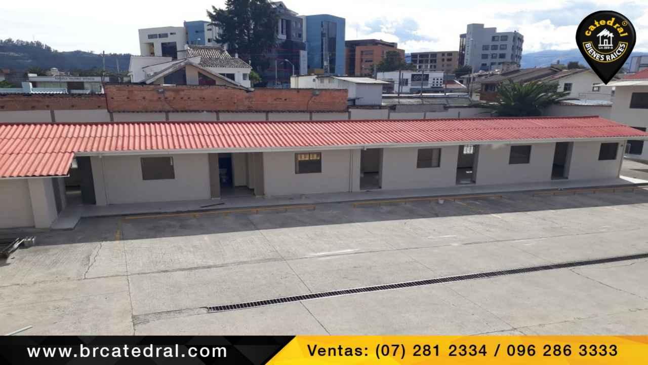 Commercial property for Sale in Cuenca Ecuador sector Av 12 de abril