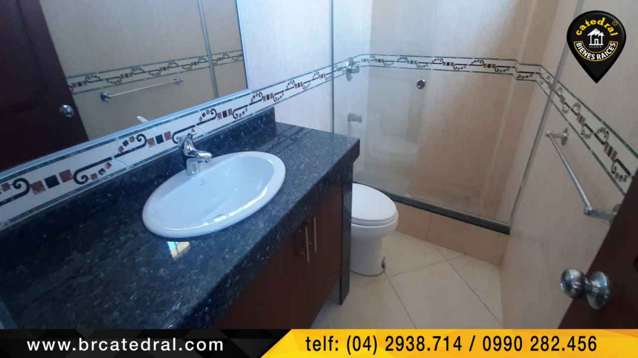 Apartment for Rent in Guayaquil Ecuador sector S/T