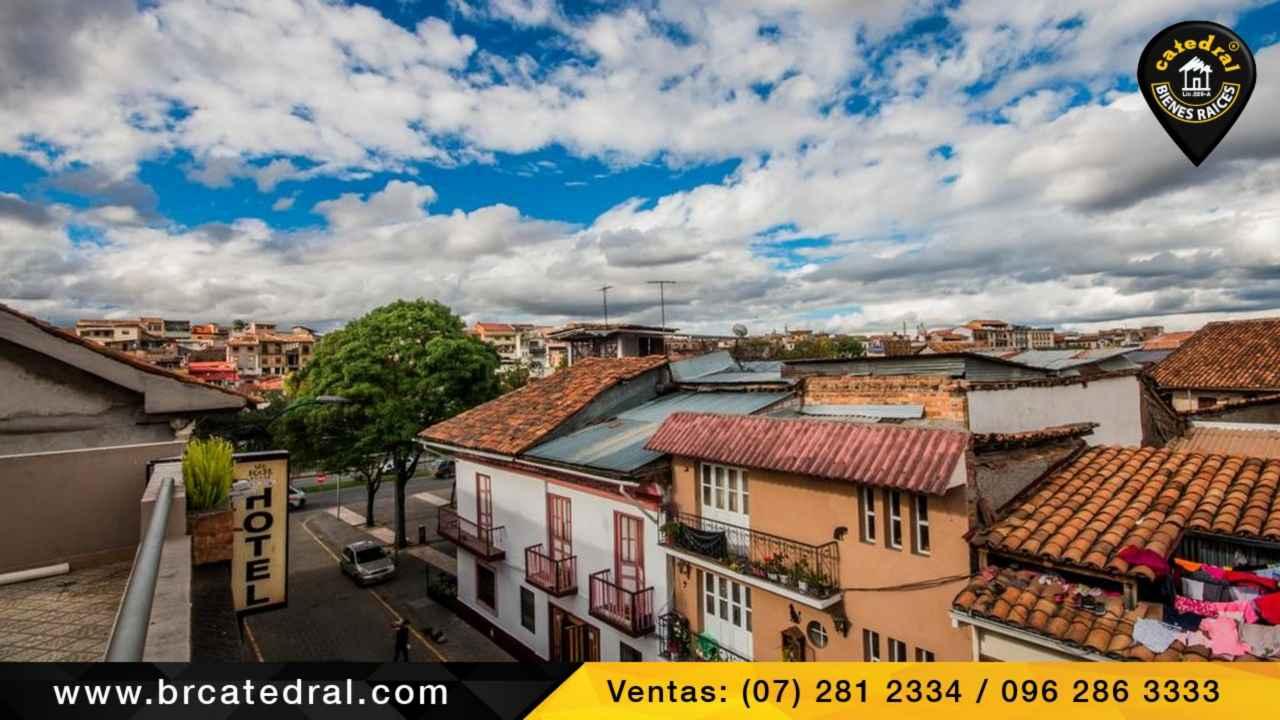 Local Comercial/Oficina/Edificio de Venta en Cuenca Ecuador sector Universidad de Cuenca